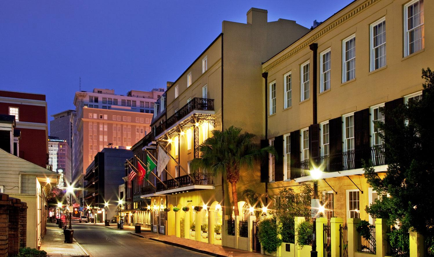 Holiday Inn French Quarter Chateau Lemoyne Promo Codes And