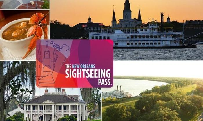 The New Orleans Sightseeing Pass Promo Codes